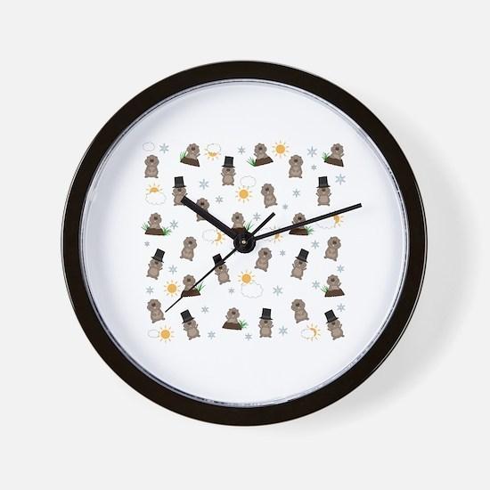 Unique Harmony Wall Clock