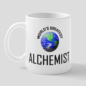 World's Greatest ALCHEMIST Mug