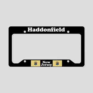 Haddonfield NJ - LPF License Plate Holder