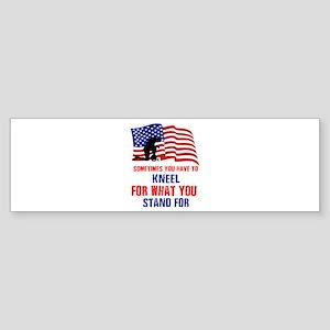 Patriotic designs Bumper Sticker
