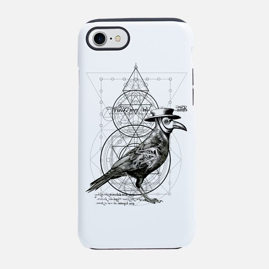 The Plague Raven iPhone 8/7 Tough Case