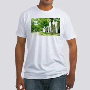 DOUGHBOY BY DAY Fitted T-Shirt