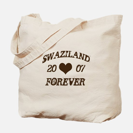 swaziland forever Tote Bag