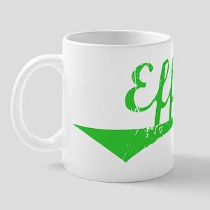 Effie Vintage (Green) Mug