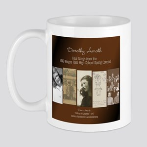 3-Album Cover Art Mugs
