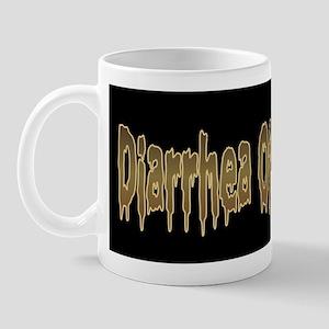 Diarrhea of the mouth Mug