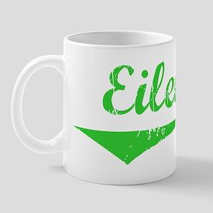 Eileen Vintage (Green) Mug