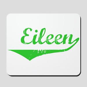Eileen Vintage (Green) Mousepad