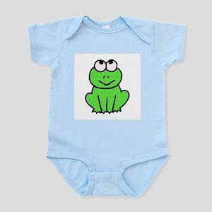 Froggy Infant Creeper