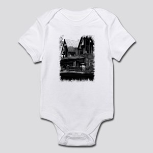 Old Haunted House Infant Bodysuit