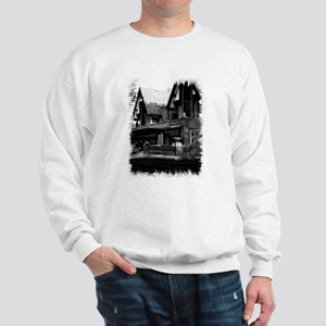 Old Haunted House Sweatshirt