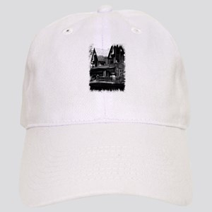 Old Haunted House Cap