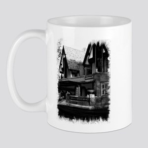 Old Haunted House Mug