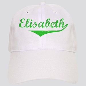 Elisabeth Vintage (Green) Cap