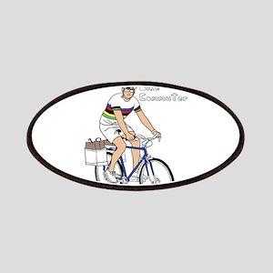 World Champion Bike Commuter (In Rainbow Jer Patch