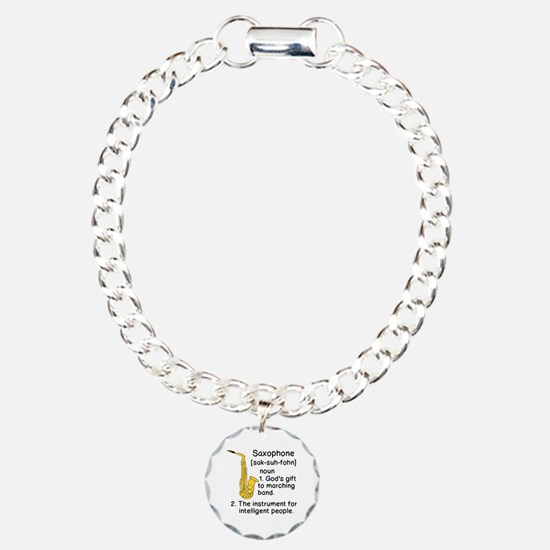 Cute Marching band Bracelet