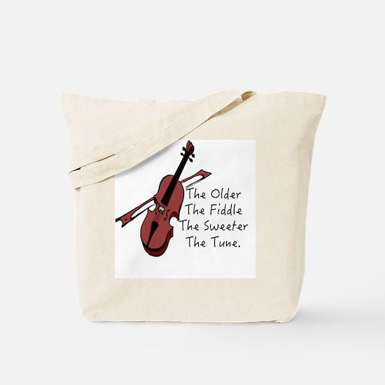 Unique Tune Tote Bag