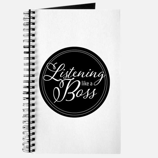 listening journal For each week of the semester, you will submit three listening journal entries some journal entries will consist of specific listening assignments (one of your three) the rest are open.