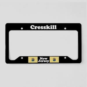 Cresskill NJ - LPF License Plate Holder