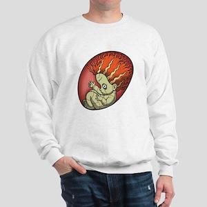 Ginger Zombie Sweatshirt