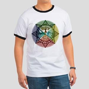 Elemental Mandala T-Shirt