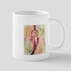 Lady Pink dreamcatcher Mugs