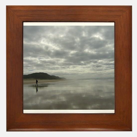 Fraser Island Framed Tile