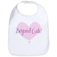 Beyond Cute - Bib
