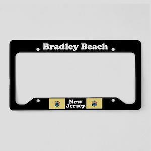 Bradley Beach NJ - LPF License Plate Holder