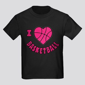 I Love Basketball T-Shirt