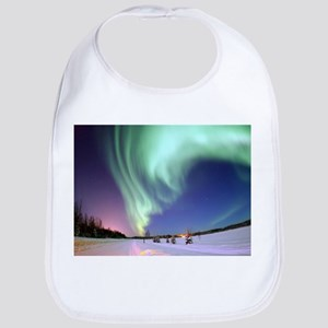 Northern Lights of Alaska Photograph Bib