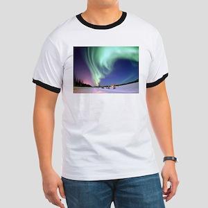 Northern Lights of Alaska Photograph T-Shirt