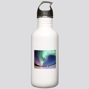 Northern Lights of Ala Stainless Water Bottle 1.0L