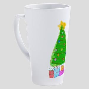 Christmas fun 17 oz Latte Mug