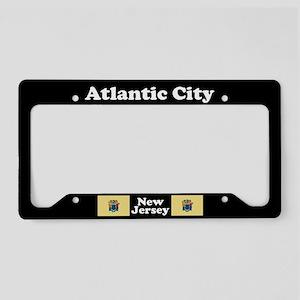 Atlantic City NJ - LPF License Plate Holder