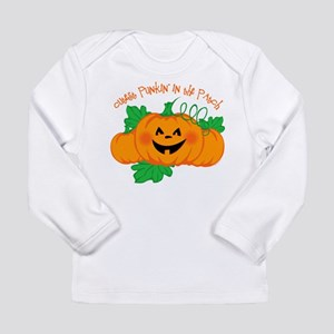 Cutest Punkin Patch Infant Long Sleeve T-Shirt