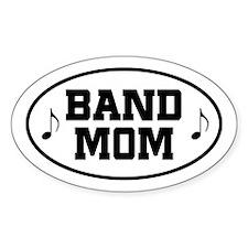 Band Mom Music Gift Sticker