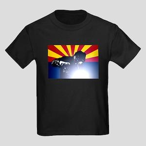Welding: Arizona State Flag & We Kids Dark T-Shirt