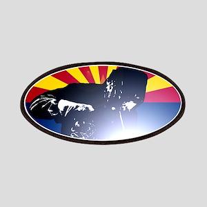 Welding: Arizona State Flag & Welder Patch