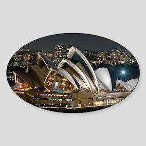 Sidney Opera House Sticker