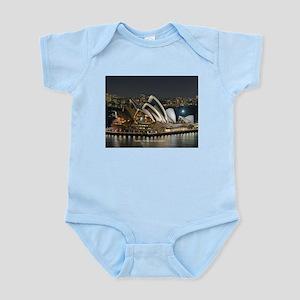 Sidney Opera House Body Suit