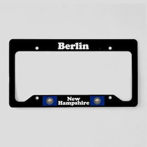 Berlin NH License Plate Holder