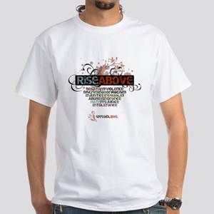 Rise Above White T-Shirt