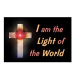 Light of the World Postcards (Package of 8)