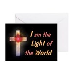 Light of the World Greeting Cards (Pk of 10)