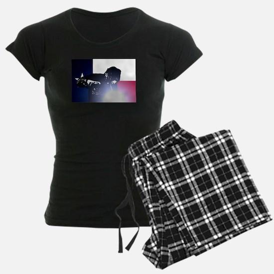 Welding: Texas State Flag & Pajamas