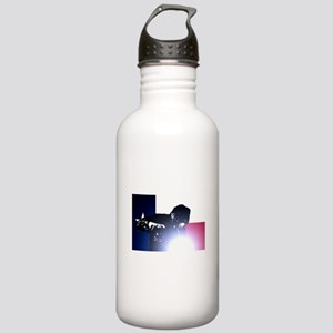 Welding: Texas State F Stainless Water Bottle 1.0L