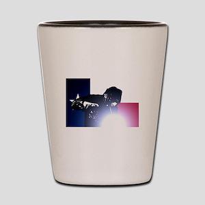 Welding: Texas State Flag & Welder Shot Glass