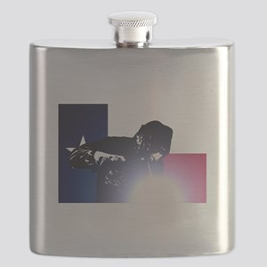 Welding: Texas State Flag & Welder Flask