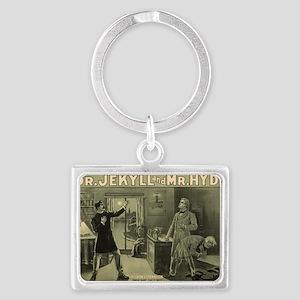 Jekyll & Hyde Keychains